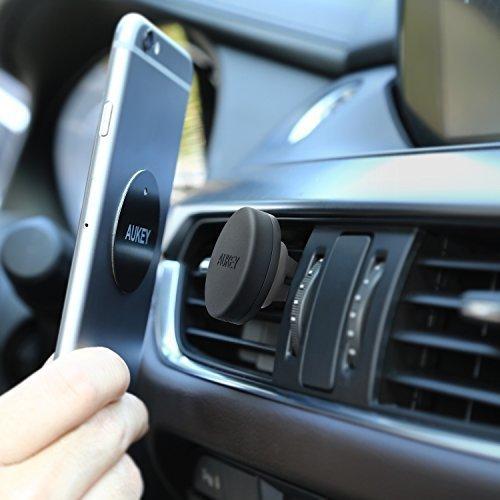 AUKEY Handyhalterung Auto Magnet Lüftung – HD-C5 - 7