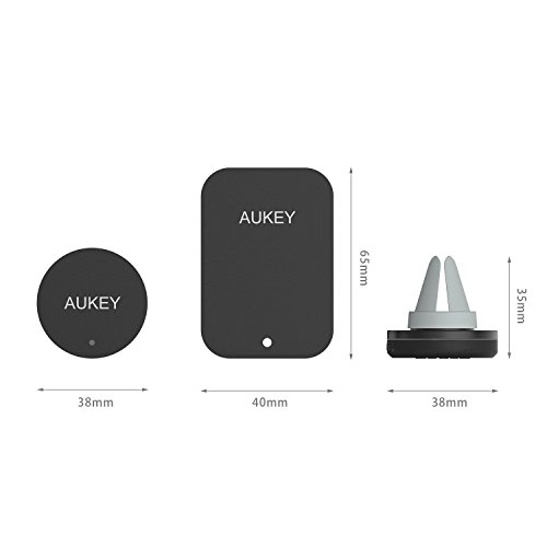 AUKEY Handyhalterung Auto Magnet Lüftung – HD-C5 - 4