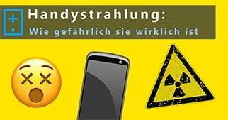 Ist Handystrahlung gefährlich? – Wir klären auf