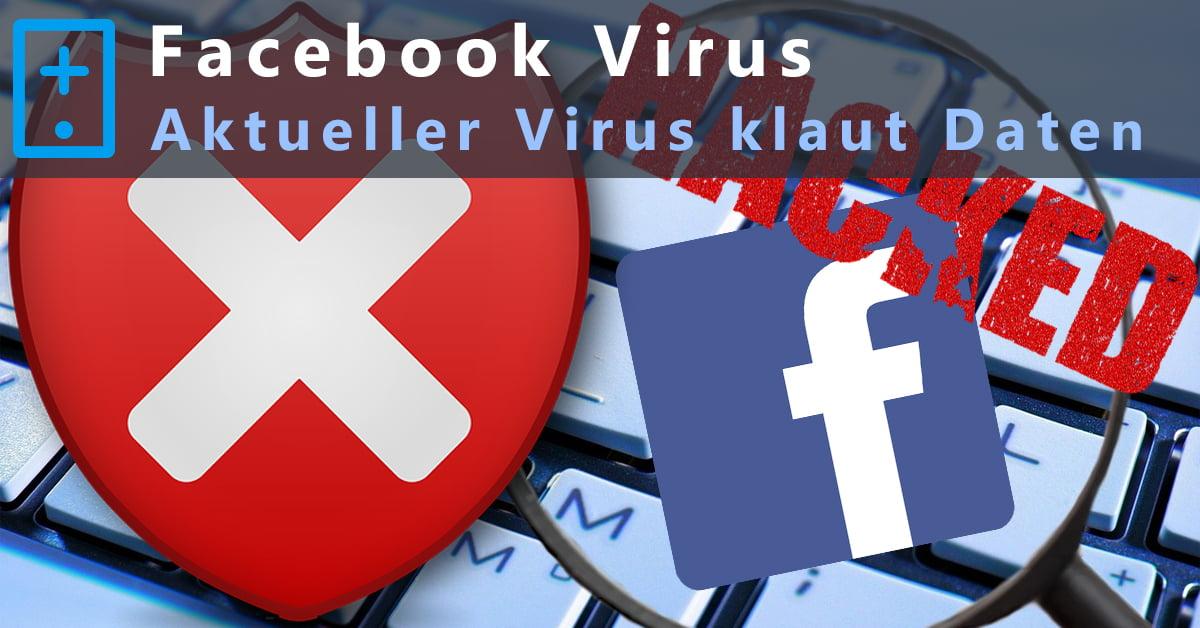 Facebook Virus Was Tun