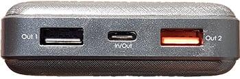 Aukey USB-C Powerbank 20000mAh PB-T17 Lieferunfang