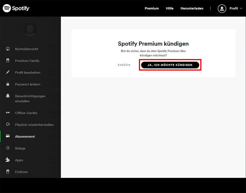 nytt spotify konto gratis
