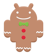 Android Gingerbread (2.3)
