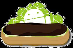 Android 2.0 - 2-1 (Éclair)