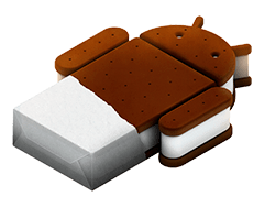Android Ice Cream Sandwich (4.0)