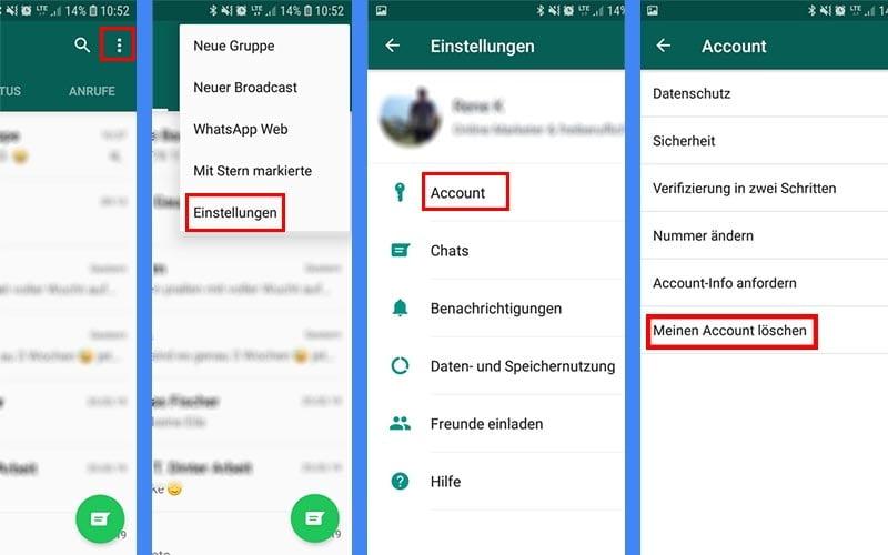 Whatsapp Sehen Blockierte Kontakte Was Sehen Blockierte