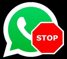 WhatsApp Blockierung umgehen