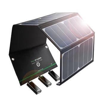 RAVPower Solar-Ladegerät