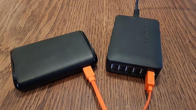 USB Mehrfachladegerät von RAVPower